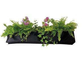 Textilní květináč velký - Výhodný set SET 2+2