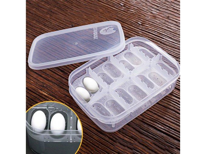 inkubační doza na 14 vajec