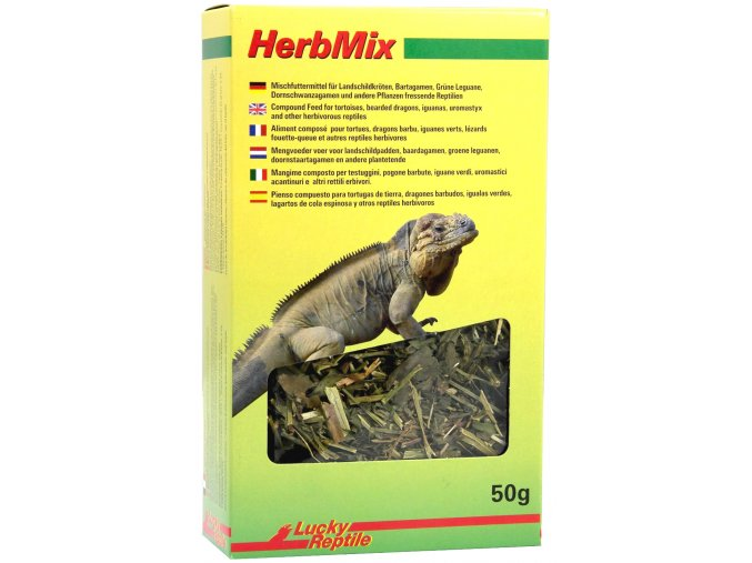 Lucky Reptile Herb Mix 50 g