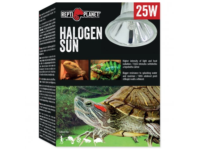 Repti Planet Halogen Sun 25W