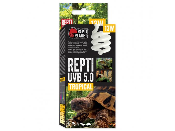 UVB žárovka do terária Repti Planet 5.0 13W