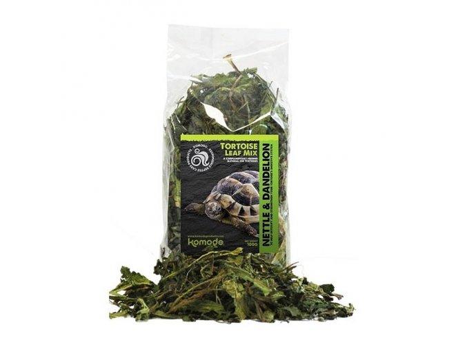 Komodo Tortoise Leaf Mix 100 g
