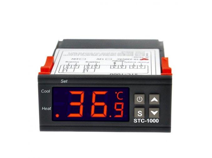 termostat STC 1000 do terária (3)