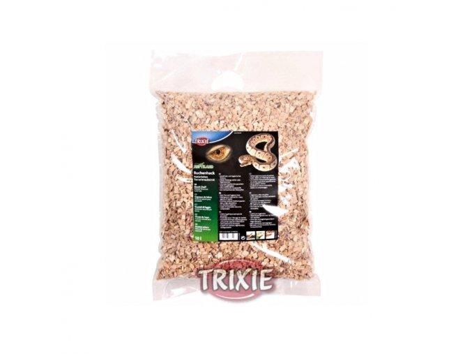 Trixie Bukové štěpky 10 l střední zrnitost