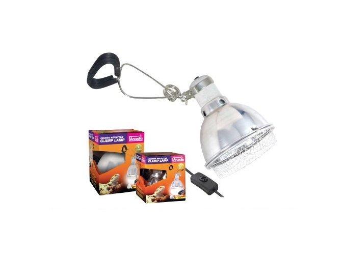 reflektor clamp lamp