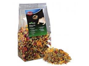 Trixe mix sušených květin pro plazy 70g