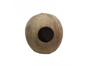 kokosová skořápka do terária