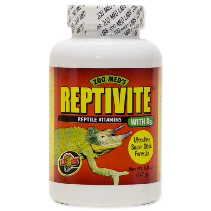 Vitamíny Reptivite Hmotnost balení: 57g