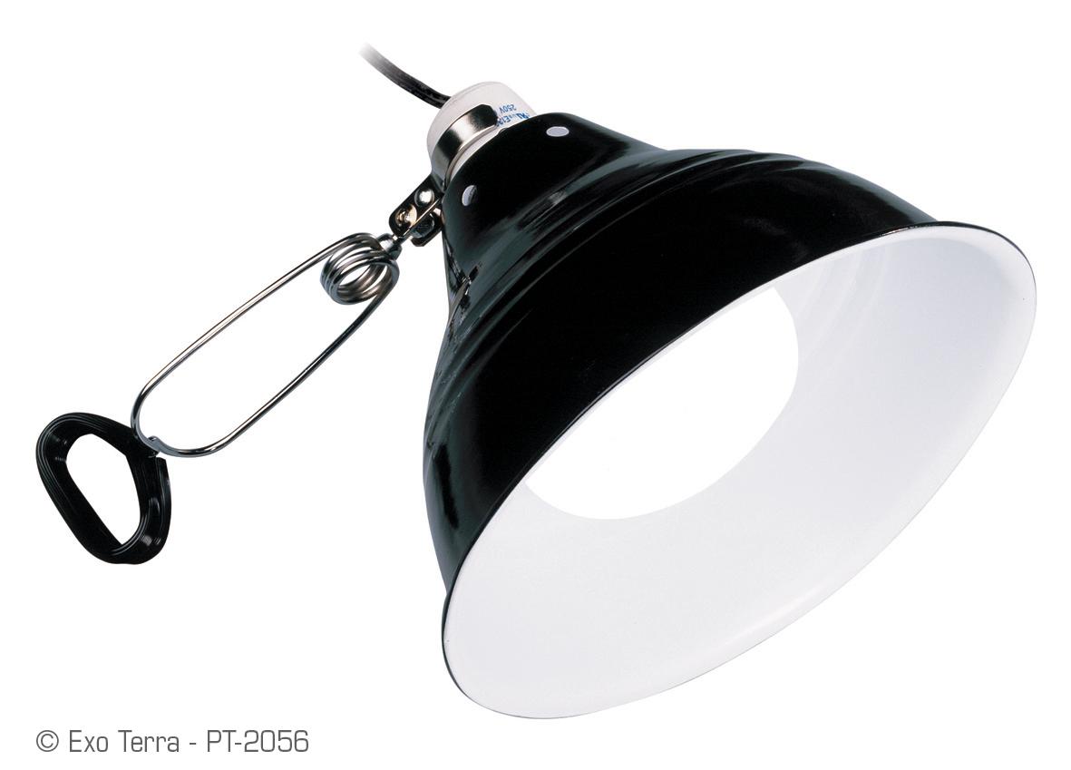Hagen Exo Terra Glow Light lampa Velikost: střední, Ø 21 cm