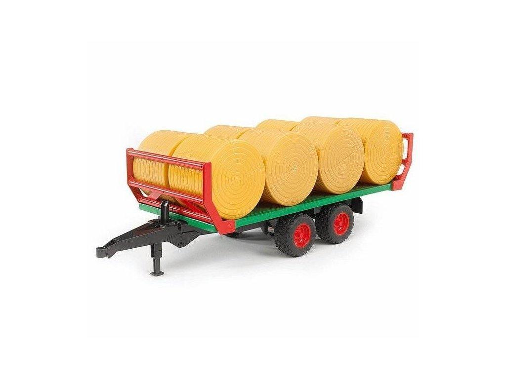 BRUDER 02220 Přepravník na balíky