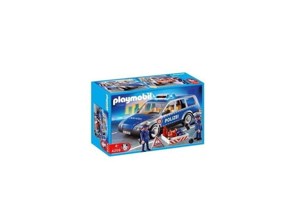 Playmobil 4259 Policejní auto