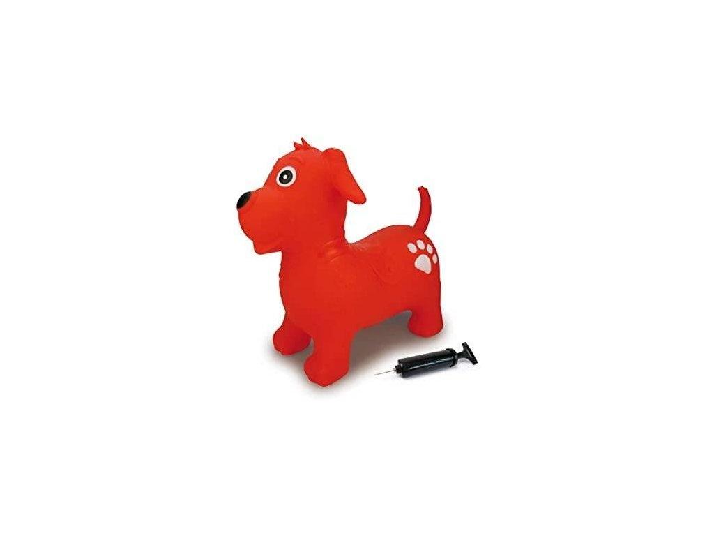 Jamara Nafukovací hopsací pes