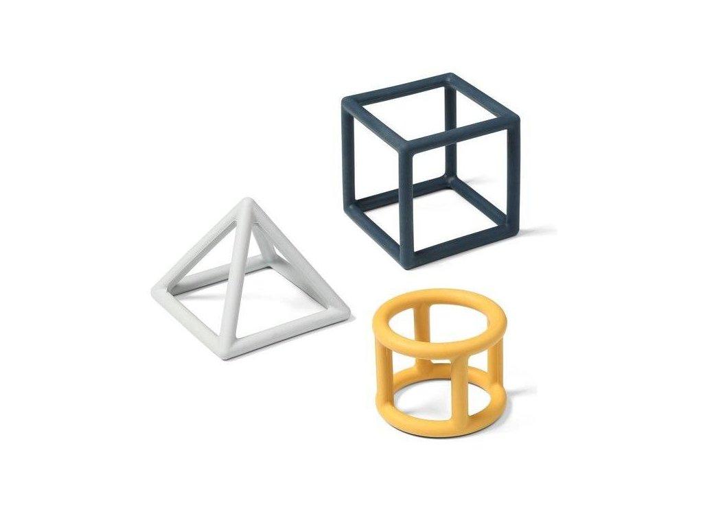 BabyOno kousátka Geometric 514/01