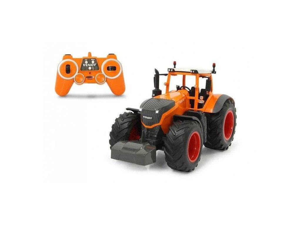Jamara 405045 Traktor Fendt 1050 Vario 1:16 2,4GHz oranžový
