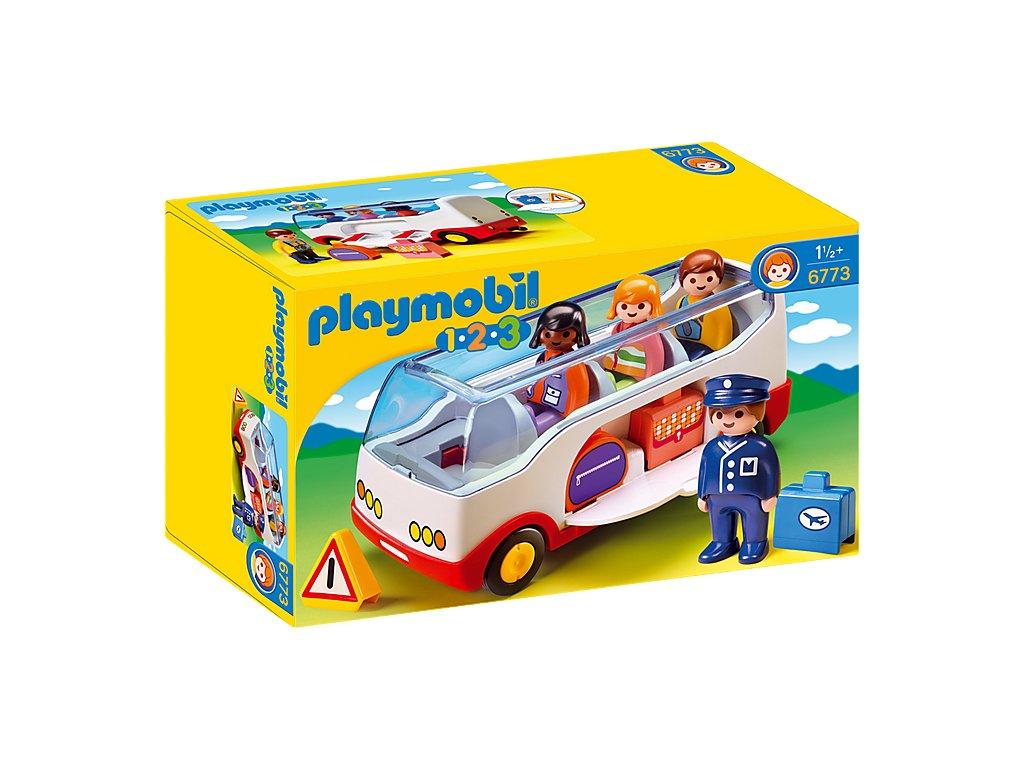 Playmobil 6773 AUTOBUS