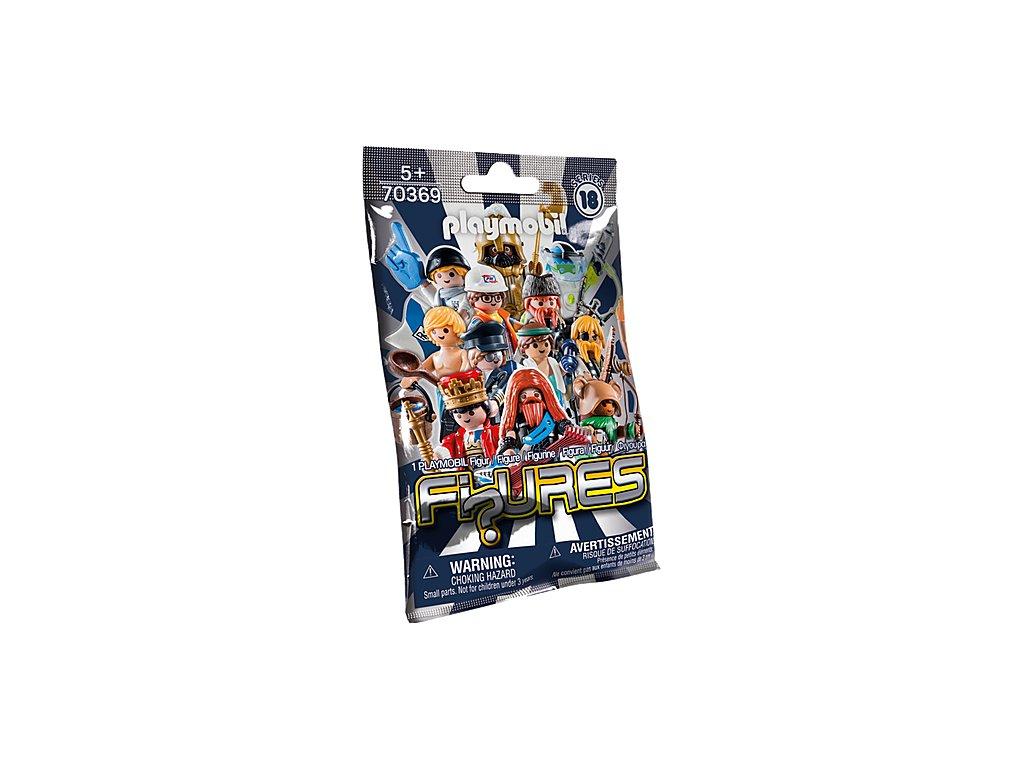 Playmobil 70369 Figurky pro kluky série 18