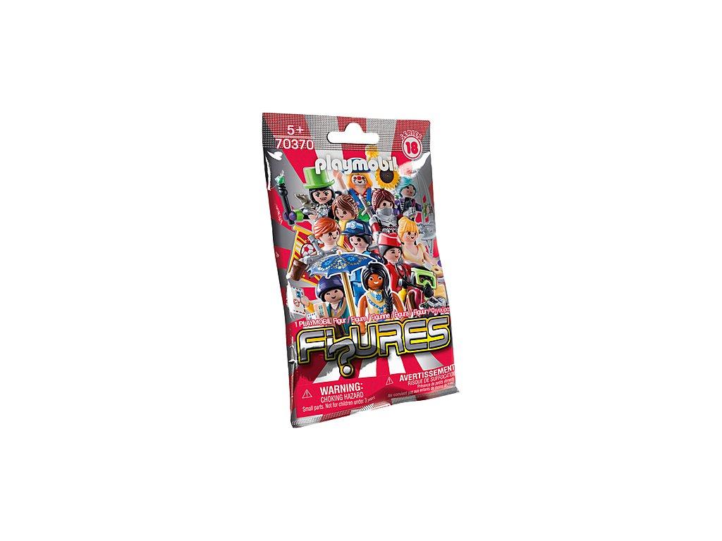 Playmobil 70370 Figurky pro holky série 18