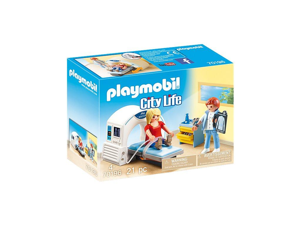 Playmobil 70196 Radiologie