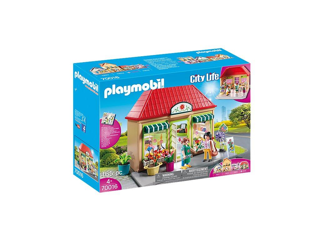 Playmobil 70016 Květinářství