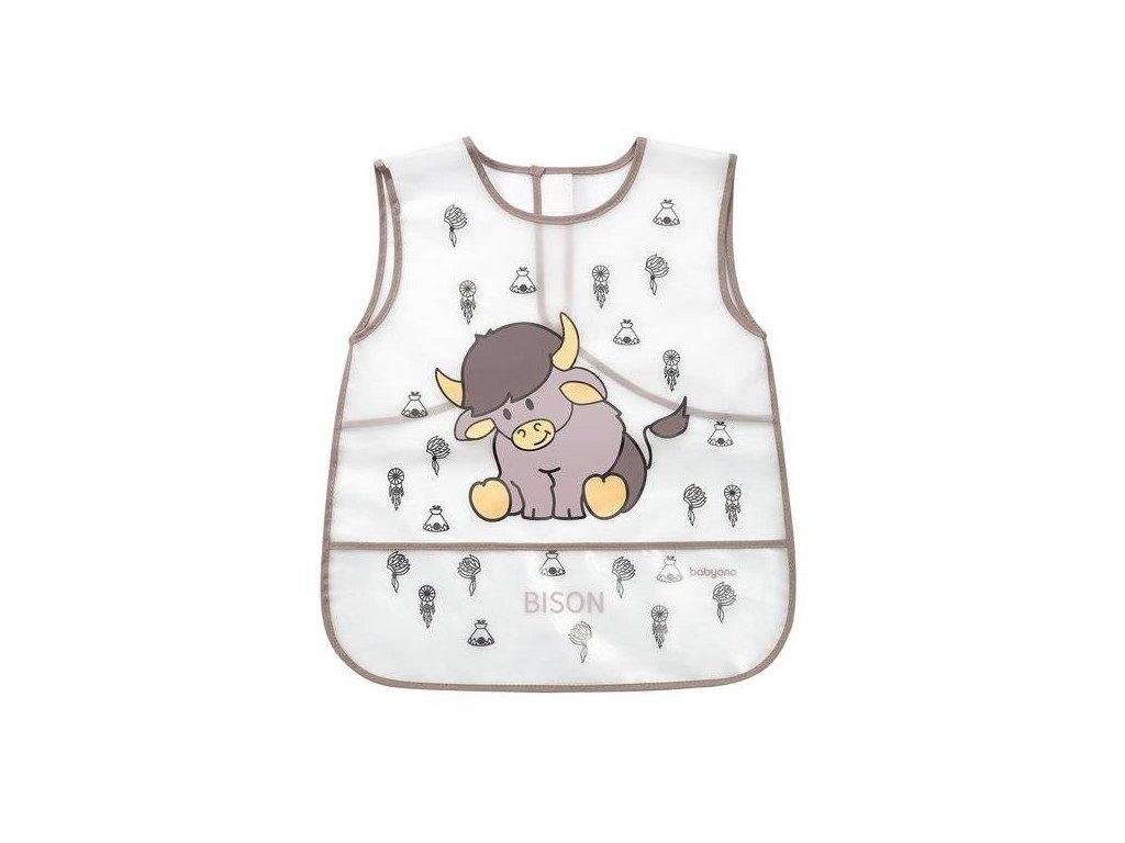 BabyOno 840 bryndák omyvatelný bizon