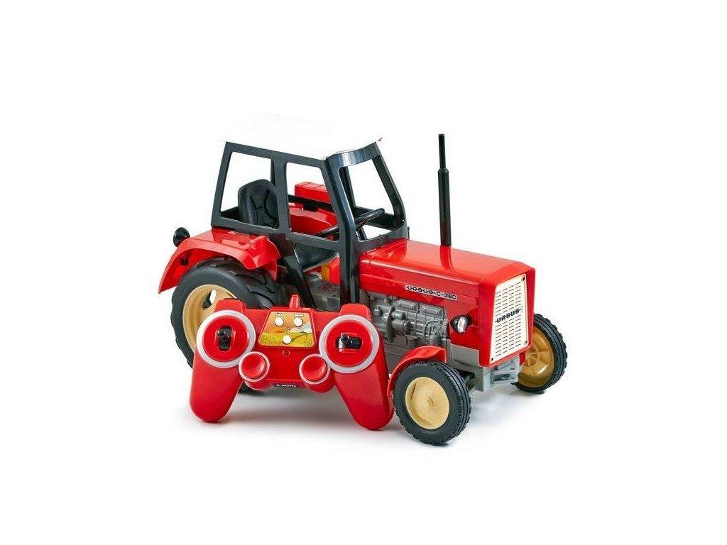 Double E E357 traktor na dálkové ovládání URSUS C-360 1:10