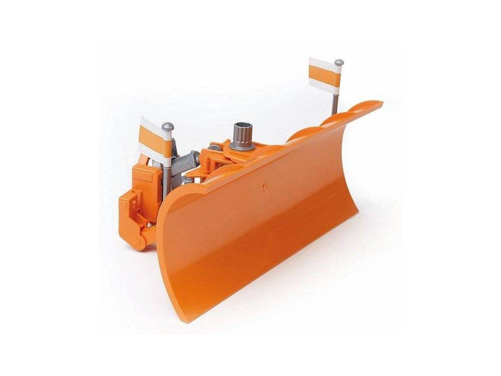 BRUDER 02582 Čelní radlice pro nákladní auta a traktory