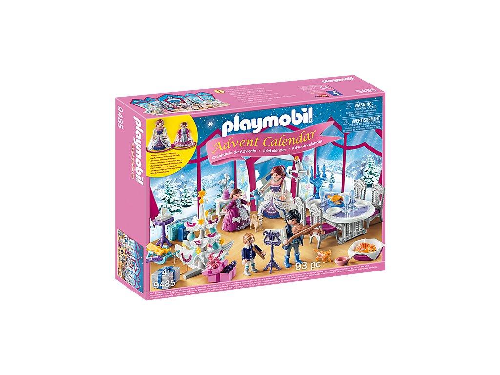 Playmobil 9485 adventní kalendář Vánoční ples