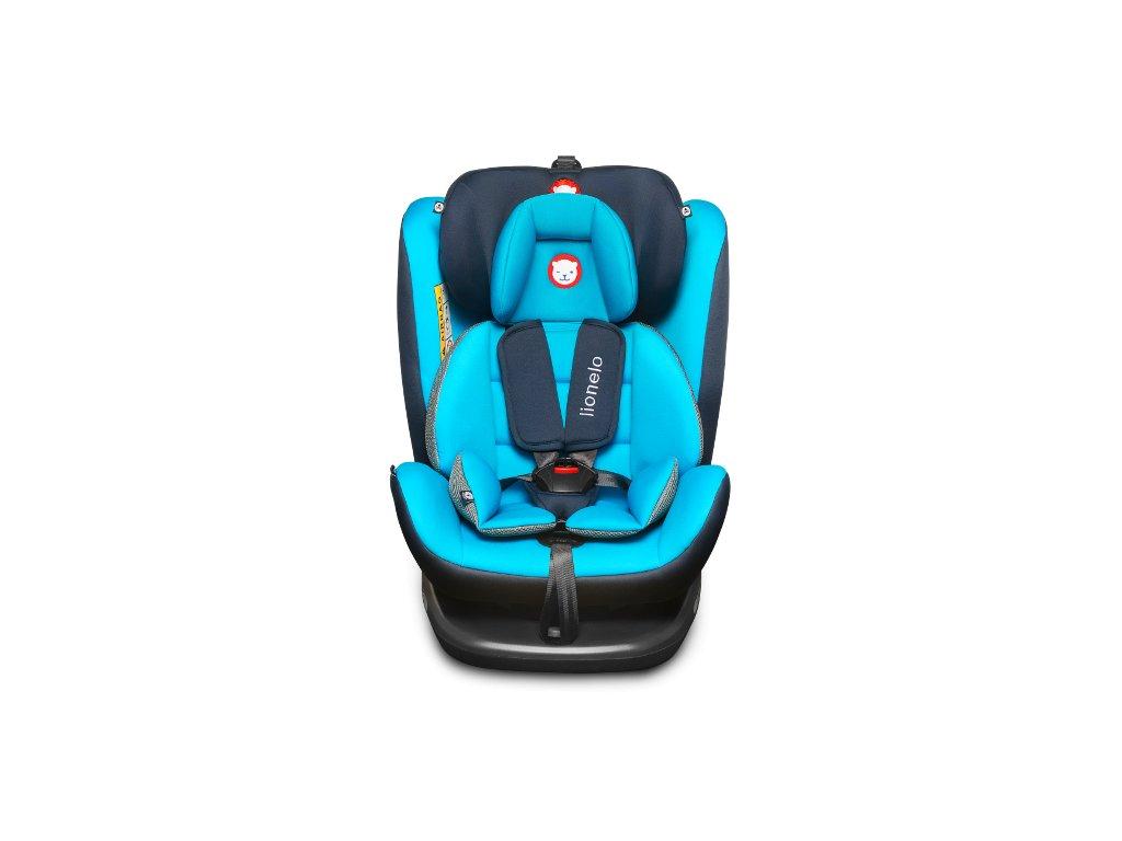 pol pl Lionelo Bastiaan blue black Fotelik Samochodowy 0 36kg isofix 1048 2