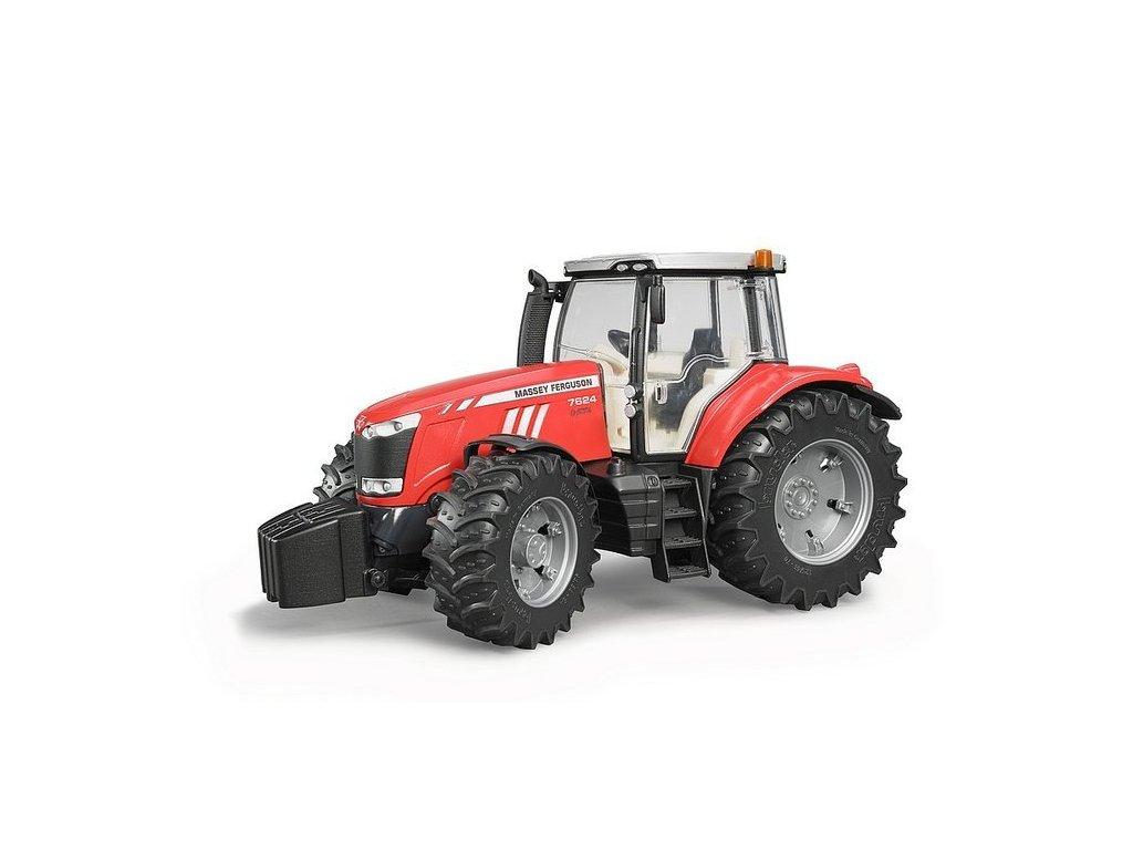 pol pl Bruder 03046 Traktor Massey Ferguson Ciagnik 117 9