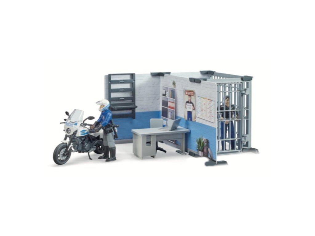 pol pl Bruder 62732 Komenda policji policjant na motorze i zatrzymany 2916 1