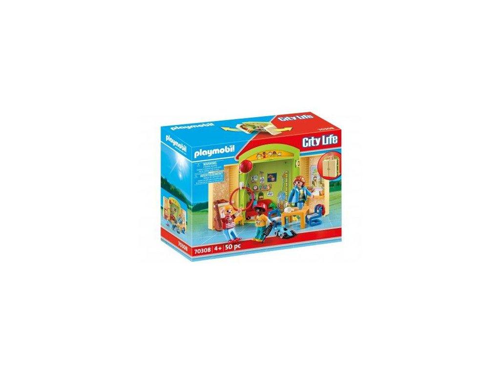 pol pl PLAYMOBIL 70308 Play Box Przedszkole 2870 2