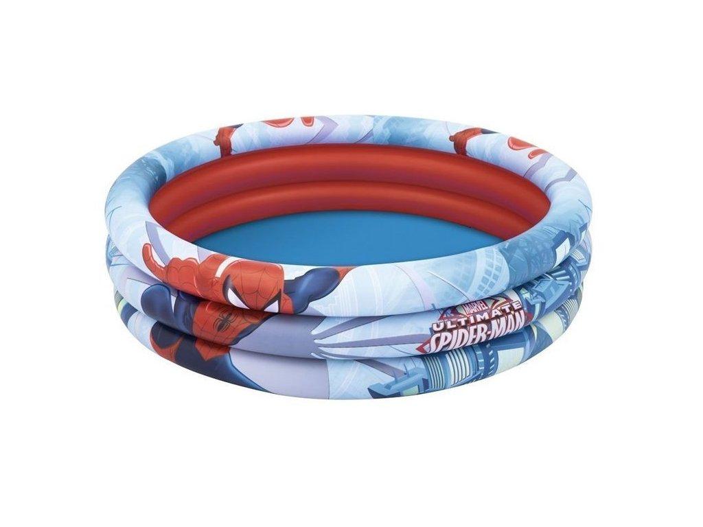 pol pl BESTWAY 98018 Basen dla dzieci Spiderman 122x30 2991 6