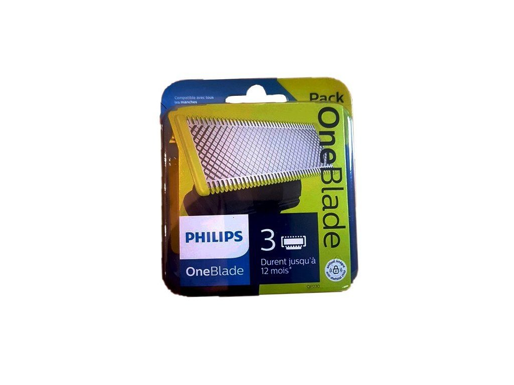 pol pl PHILIPS QP230 50 OneBlade 3 wymienne ostrza QP25XX 14519 1