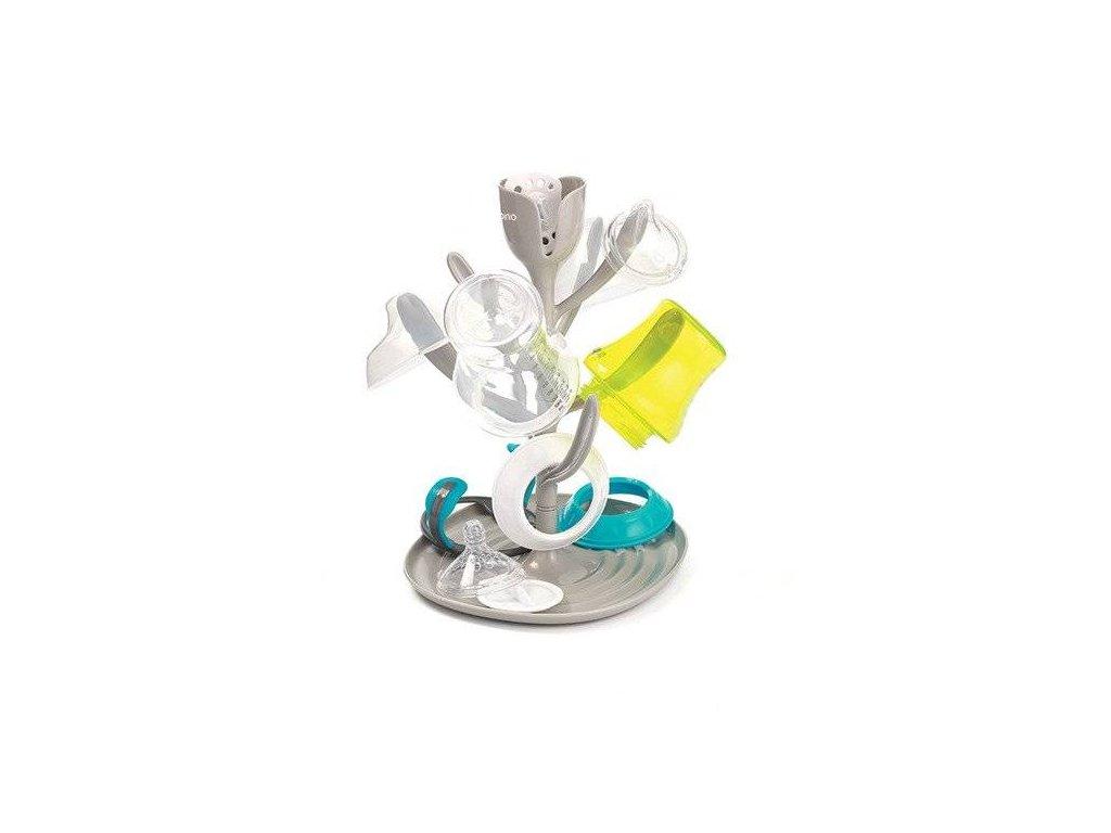Baby Ono odkapávač na lahve tulip šedá