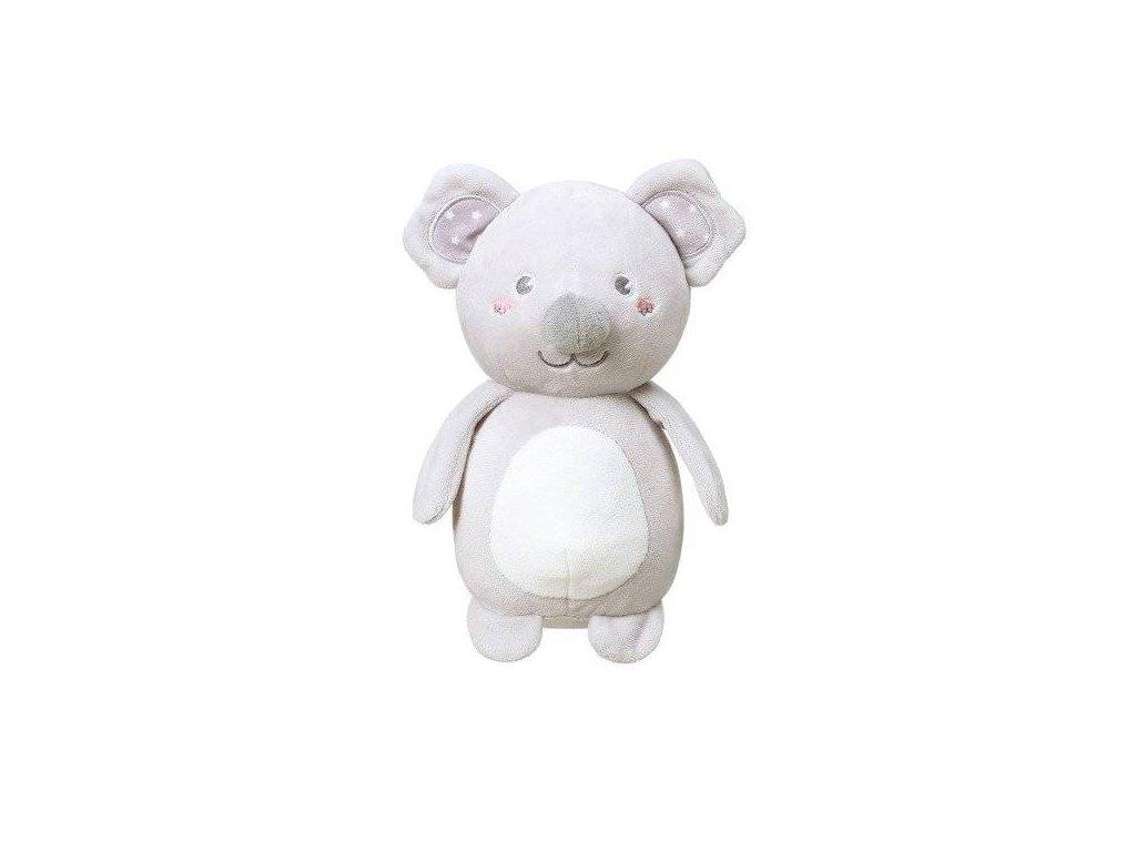 BabyOno Plyšová hračka s rolničkou Koala Jules