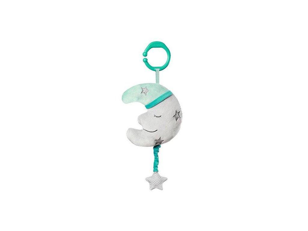 Baby Ono závěsná plyšová hračka s melodií Happy Moon