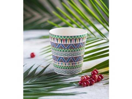 Tommy Lise 701208 Ethnic Festive Bambusový hrneček