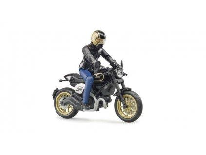 pol pl Bruder 63050 Motor Ducati Scrambler z kierowca 401 1