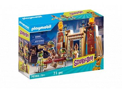 pol pl PLAYMOBIL 70365 SCOOBY DOO Przygoda w Egipcie 2865 3
