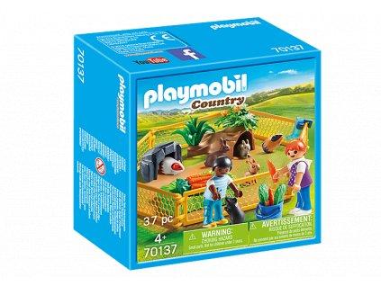 pol pl Playmobil 70137 Zagroda dla malych zwierzat 2858 2