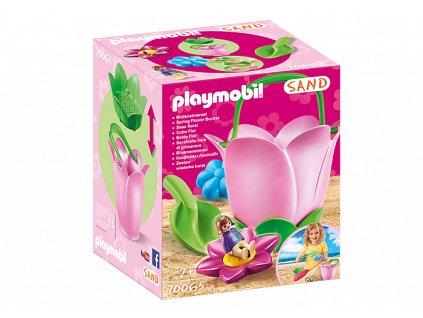 pol pl Playmobil 70065 Wiaderko Wiosenny kwiat 2856 6