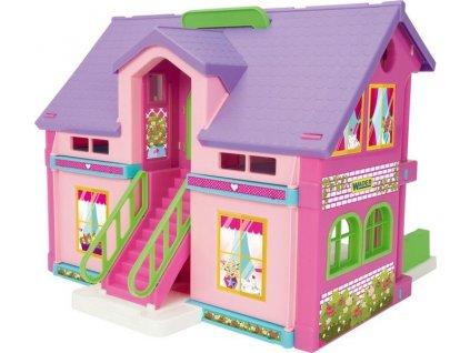 pol pl Wader 25400 Domek dla lalek Play House 2 pietrowy 252 1