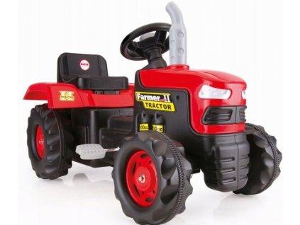 pol pl DOLU DL8050 GIGANT TRAKTOR FARMER NA PEDALY WADER 1343 2