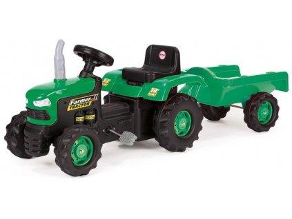 pol pl Dolu 8053 Duzy traktor z przyczepka na pedaly 616 1