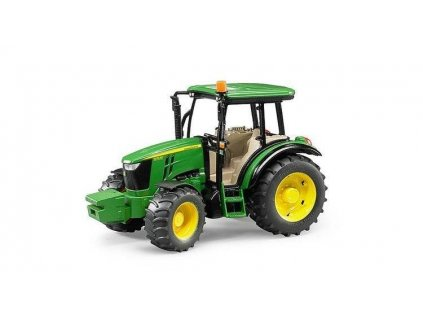 BRUDER 02106 zeleny Traktor John Deere 5115 M