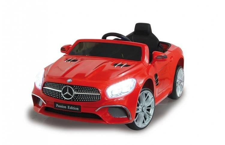 Jamara Elektrické auto Ride On Car 460437 Mercedes-Benz SL400