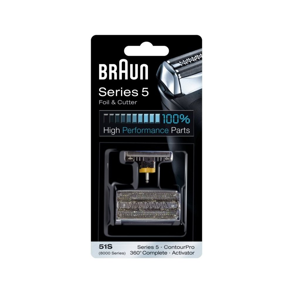 Braun Combi-Pack 51 S Series 5