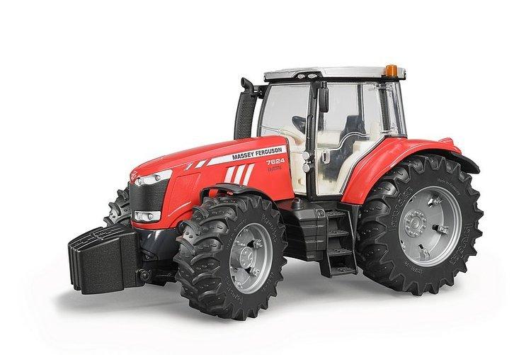Bruder 3046 Traktor MASSEY FERGUSON
