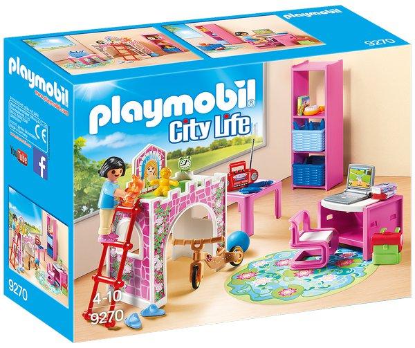 Playmobil 9270 Veselý dětský pokoj