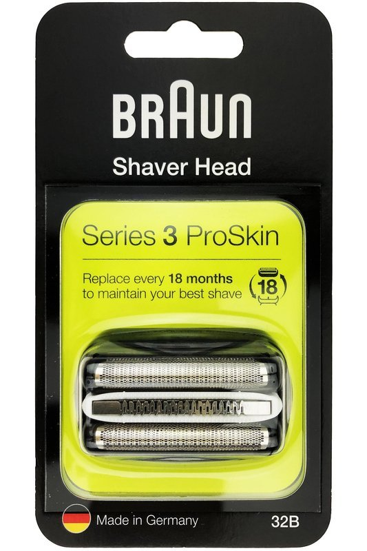 Braun Combipack Series 3-32B